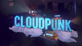 Постер Cloudpunk